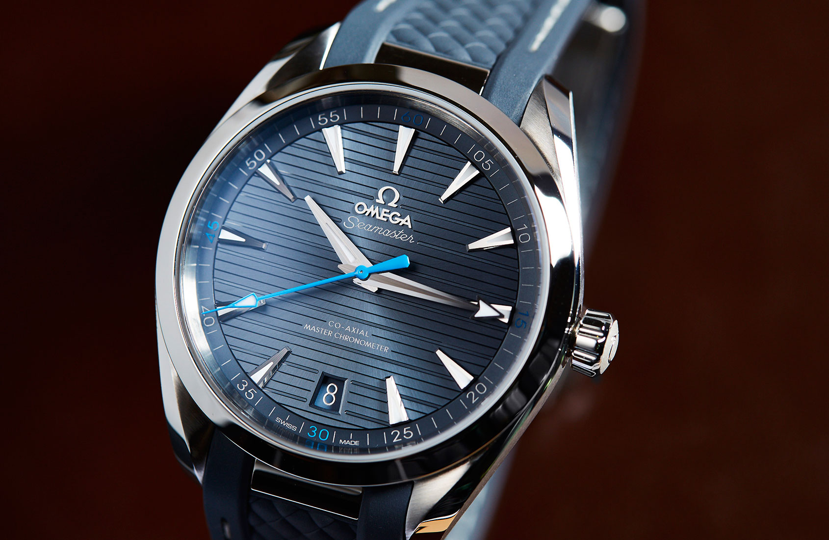 In Depth The Omega Seamaster Aqua Terra Master