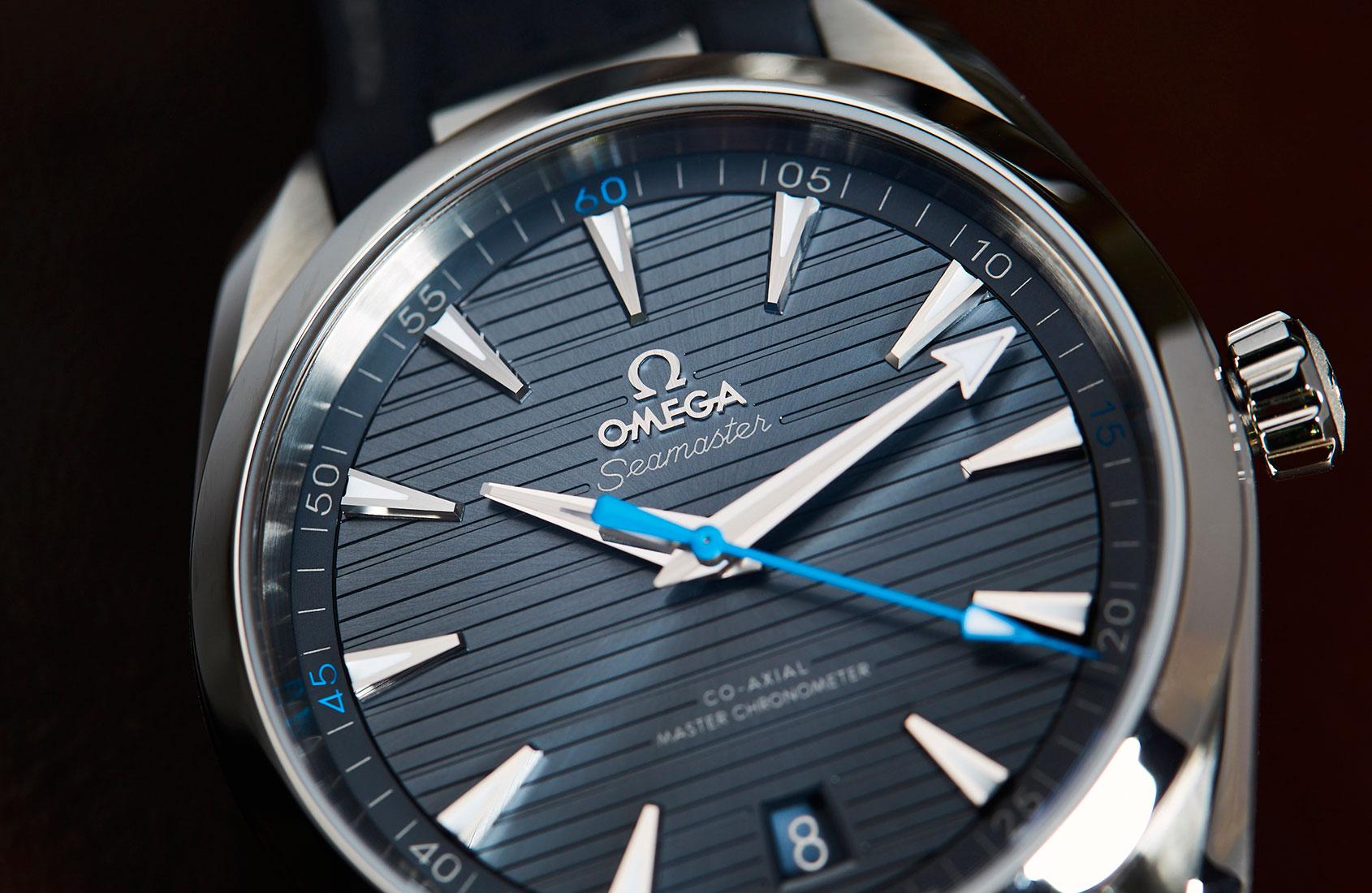 pin clock watch omega - photo #27
