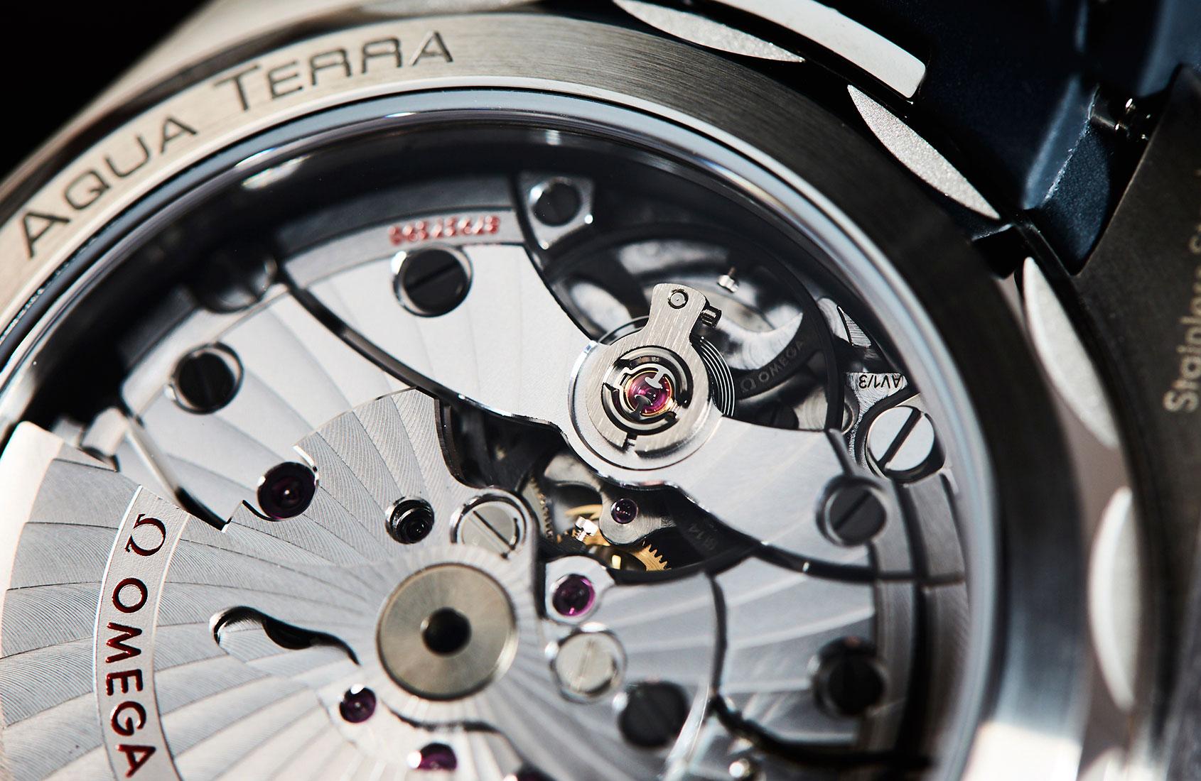 Omega Seamaster Aqua Terra Master Chronometer In Depth Review