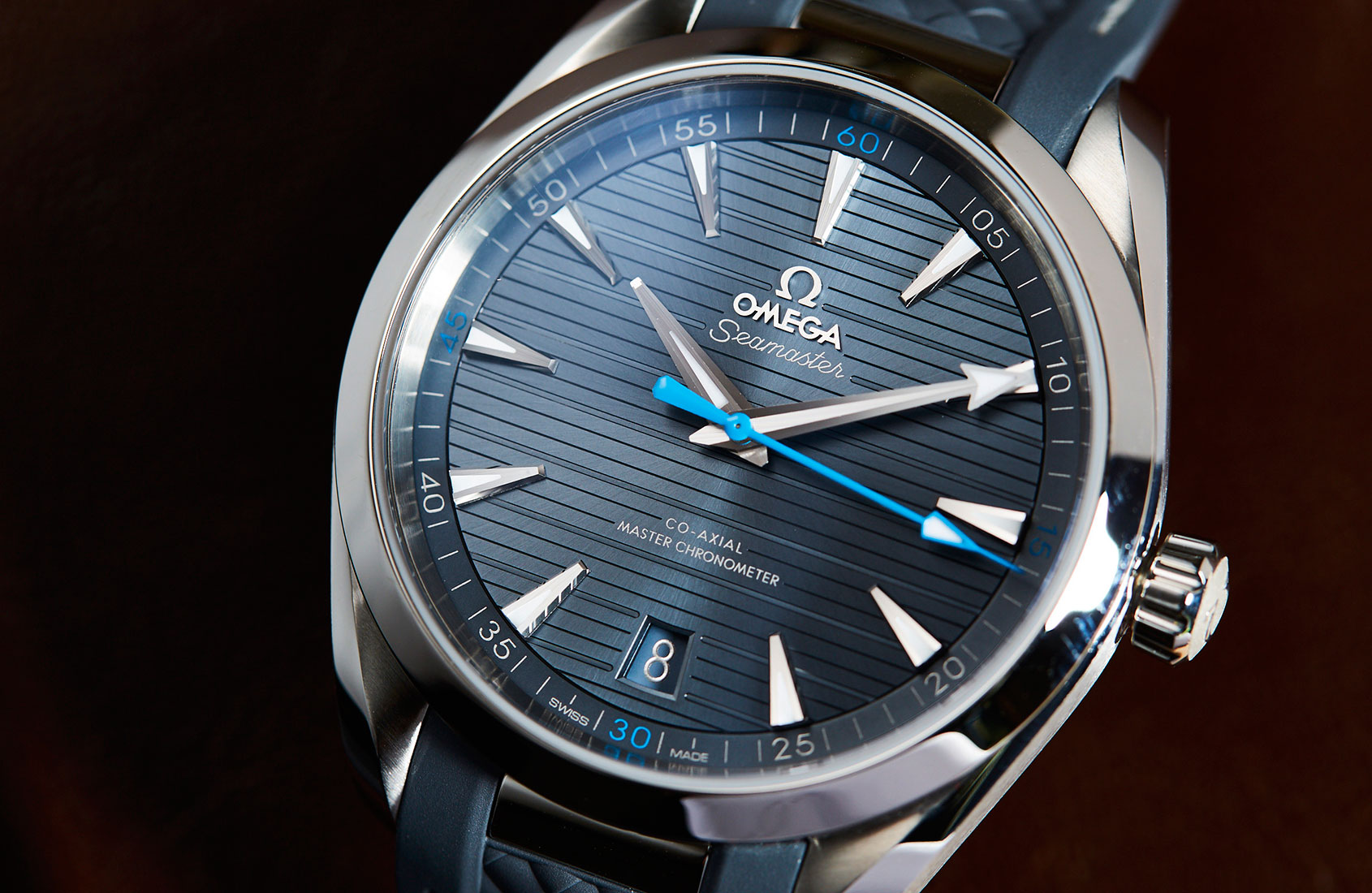 Editor S Pick Another Look At The Latest Omega Aqua Terra
