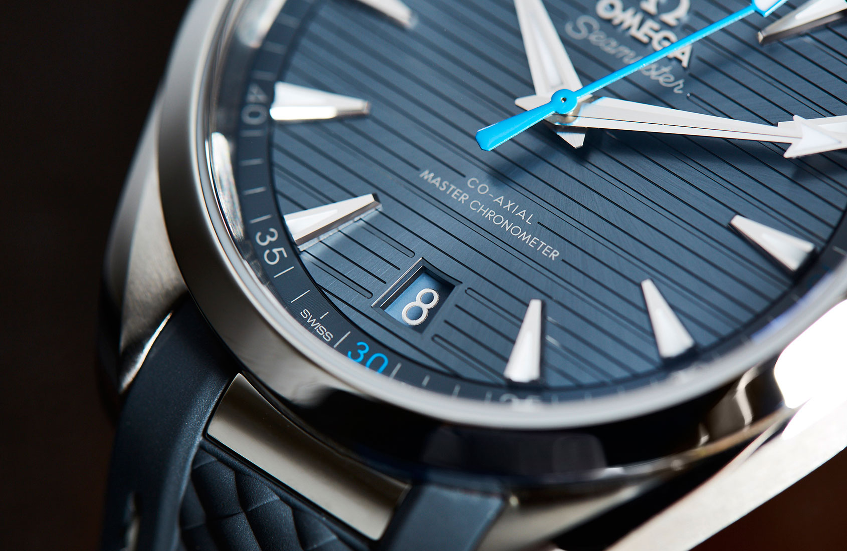 9fbdebec699 Omega Seamaster Aqua Terra Master Chronometer In-depth Review