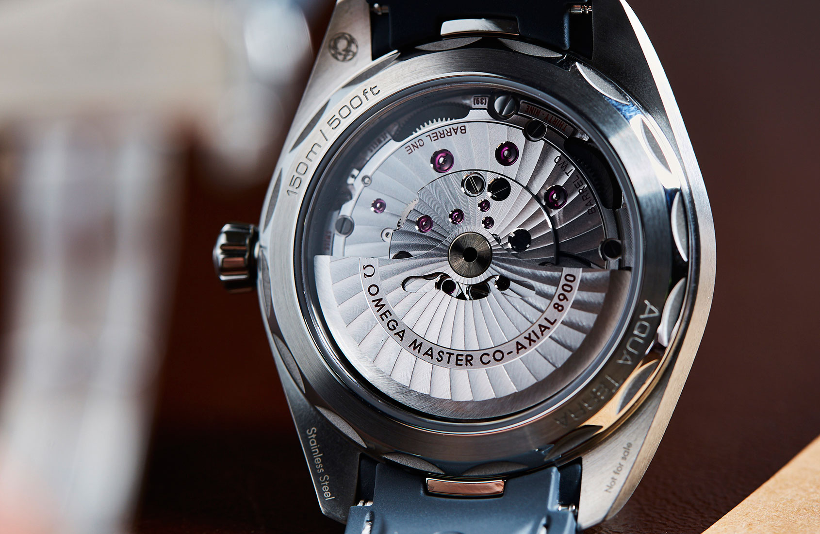 61f46135364 The big story with the movement is that the whole line is now Master  Chronometer certified
