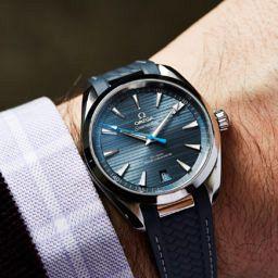 The Omega Seamaster Aqua Terra Master Chronometer