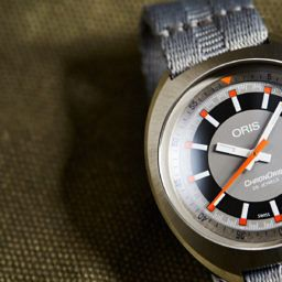 IN-DEPTH: Get funky with the Oris Chronoris Date