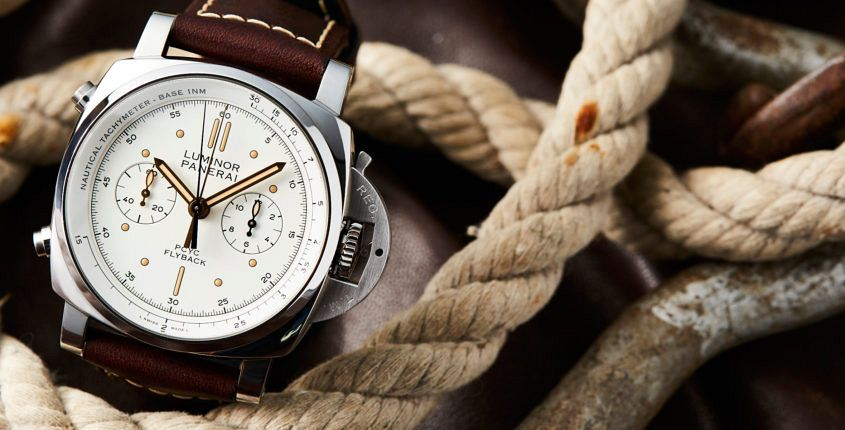 HANDS-ON: Smooth sailing ? the Panerai Luminor 1950 PCYC 3 Days Chrono Flyback