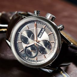 VIDEO: Play of light – Raymond Weil's Freelancer Chronograph