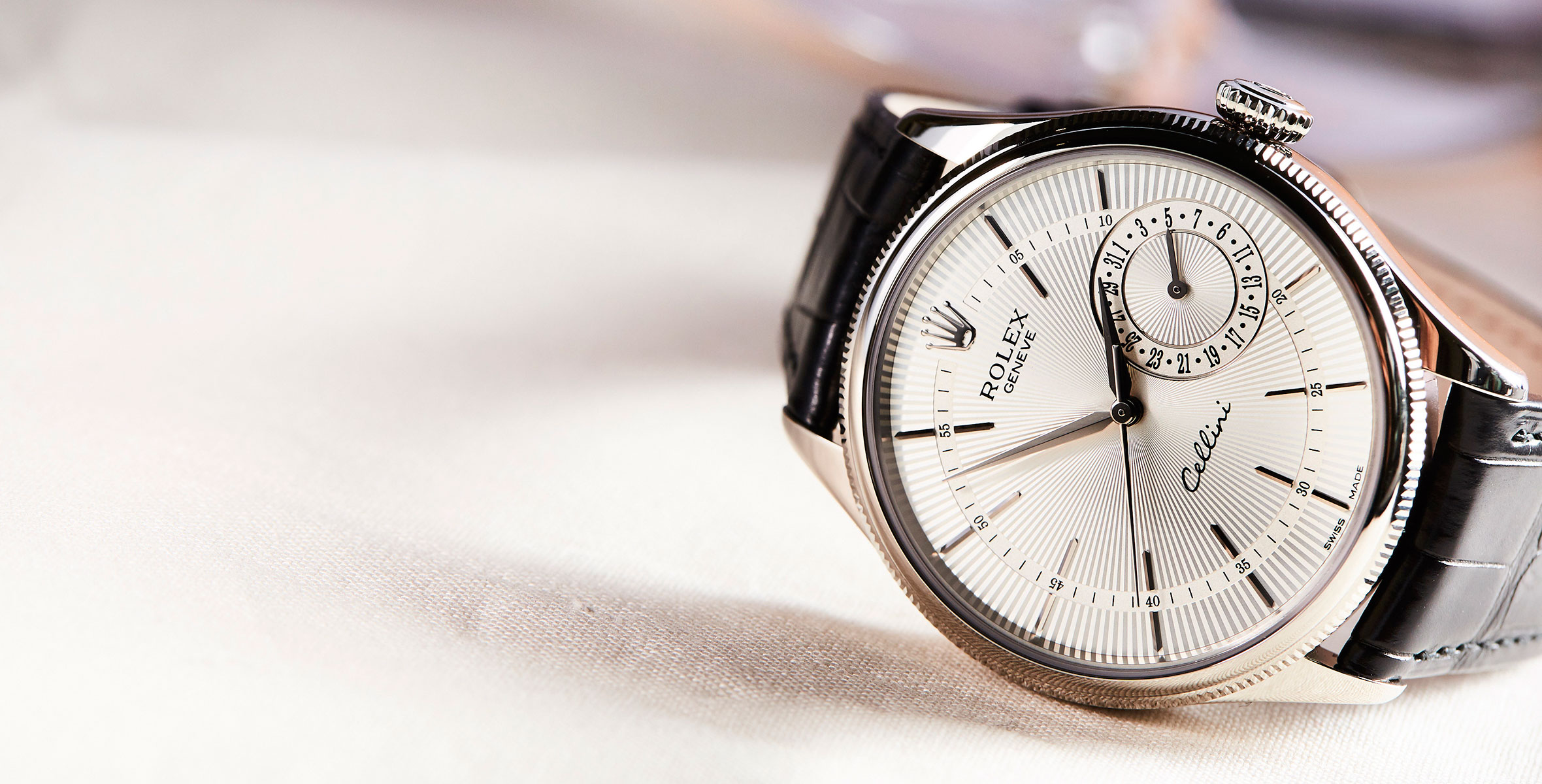 Rolex cellini date is here move over patrimony and calatrava video review for Rolex cellini