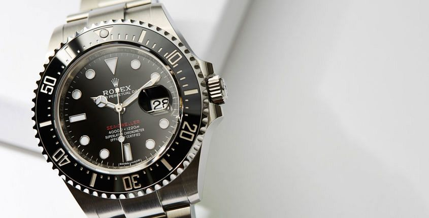 HANDS-ON: The Rolex Sea-Dweller (ref. 126600)