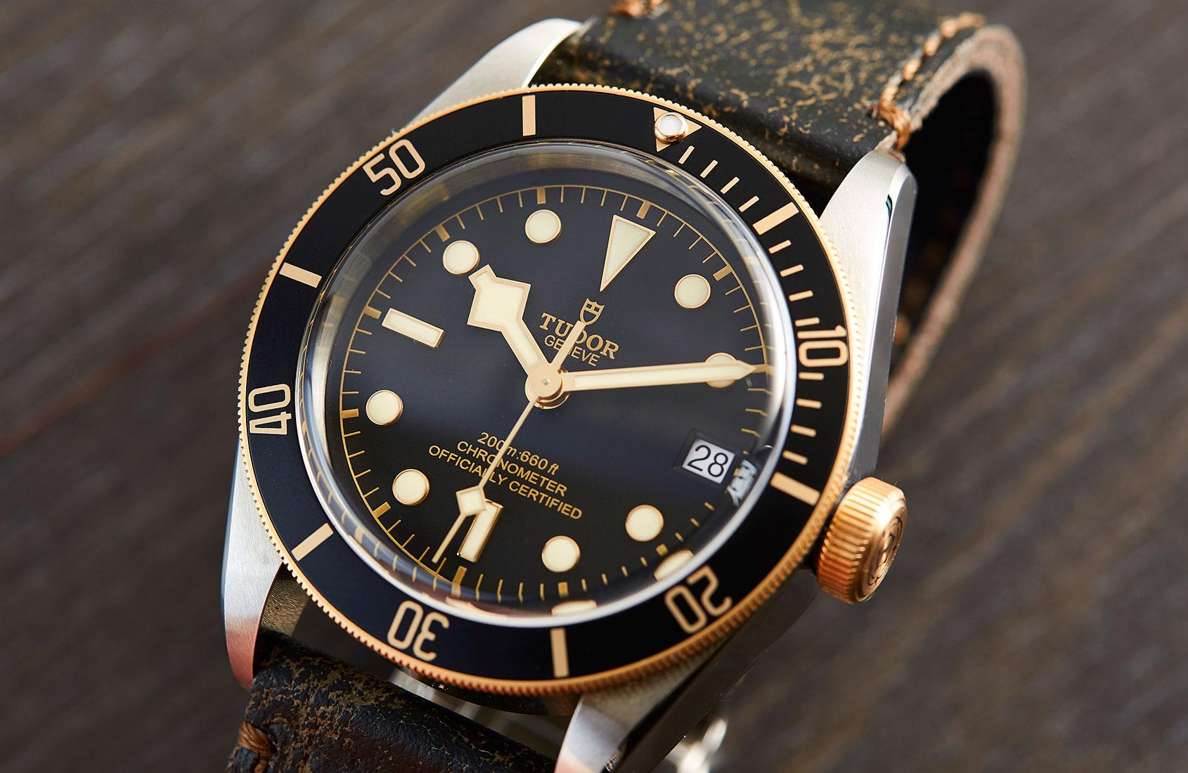 Tudor Heritage Black Bay S G In Depth Review