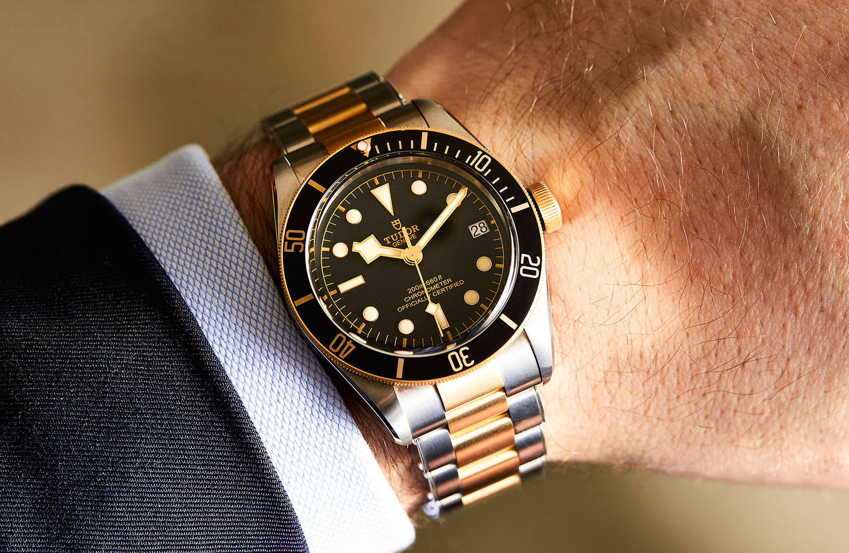 IN-DEPTH: The Tudor Heritage Black Bay S&G