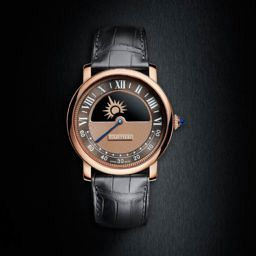 INTRODUCING: The Cartier Rotonde de Cartier Mysterious Day & Night Watch