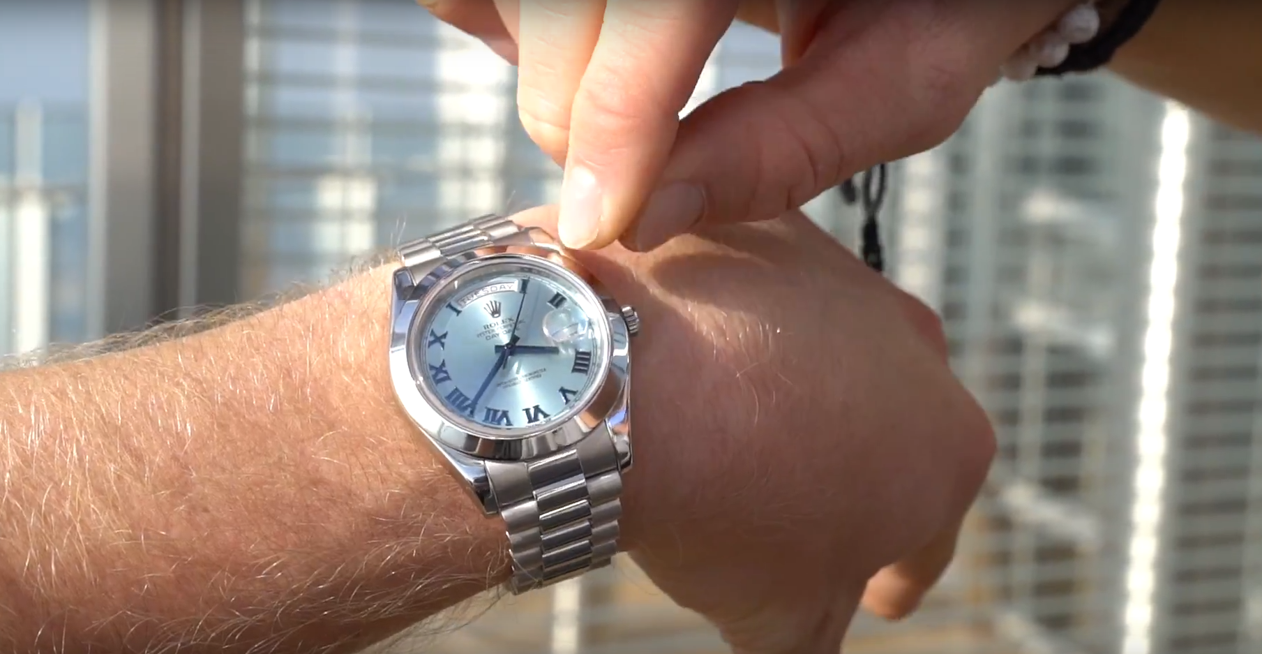 YouTube Millionaire Logan Paul Just Bought His First Rolex