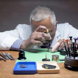 watch repair and restoration