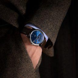 Jaeger-LeCoultre Geophysic True Second Swiss Watch Luxury