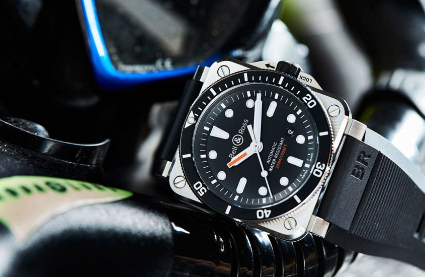 Bell & Ross BR 03-92 Diver photo by Time+Tide