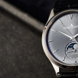 HANDS-ON: An exercise in subtlety – the Jaeger-LeCoultre Master Ultra Thin Moon