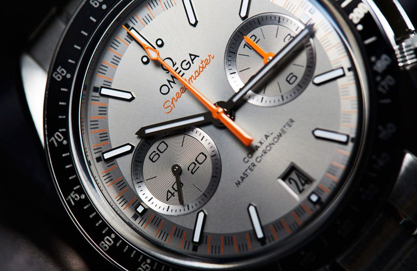 Dialled in for speed – the Omega Speedmaster Racing Master Chronometer
