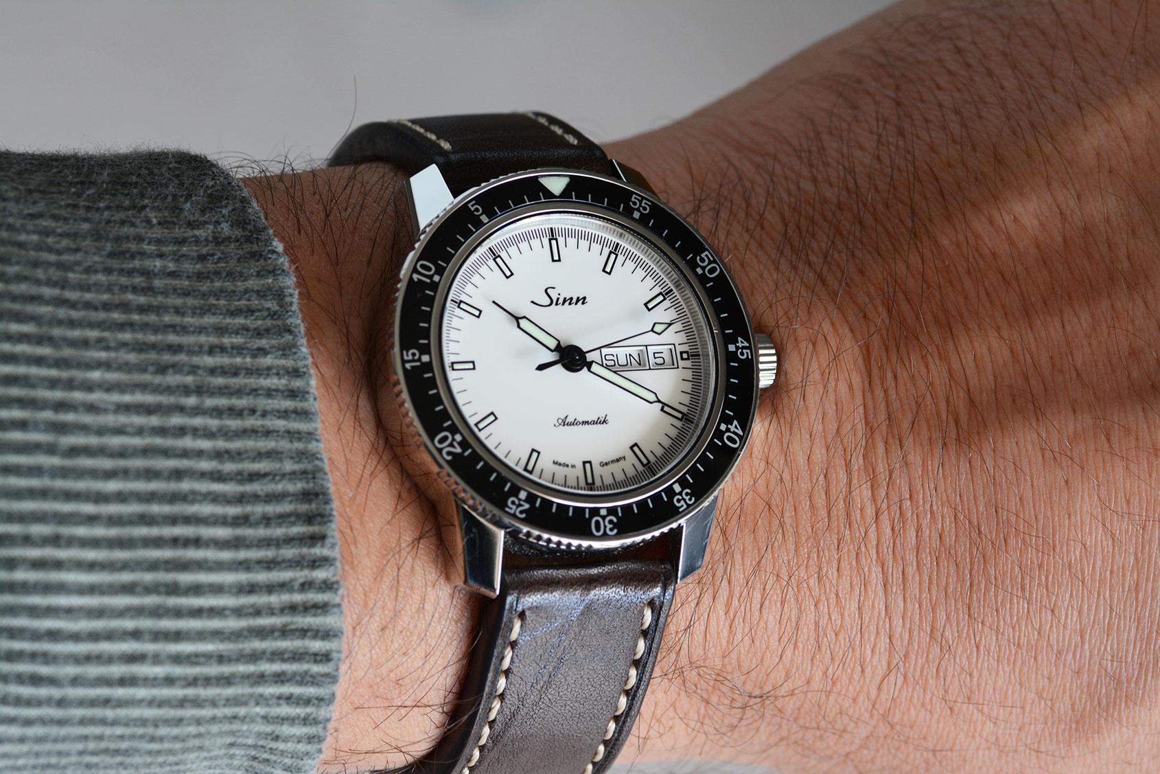 The Sinn 104 St Sa I W – a fresh take on the pilot's watch