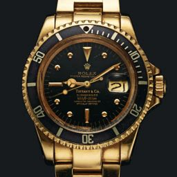 Sylvester Stallone Tiffany Rolex