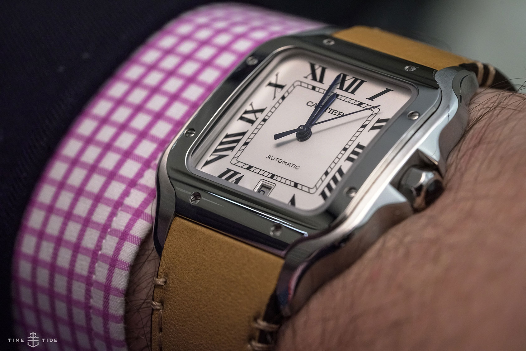 cartier santos chronext price guide infos header watches history
