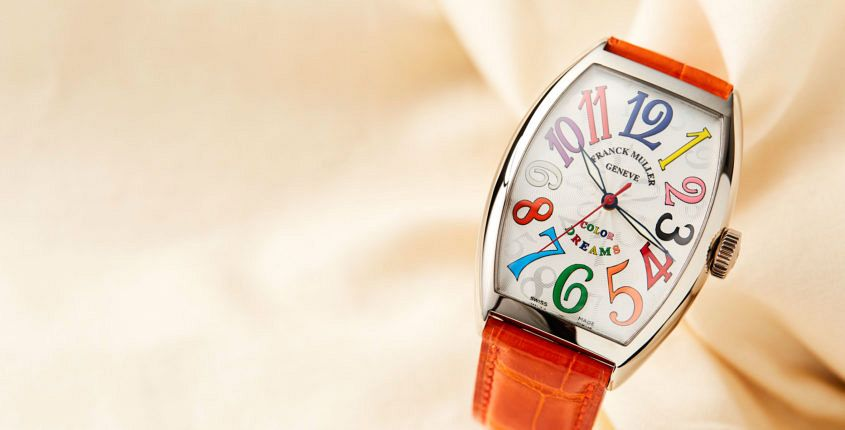 HANDS-ON: Hoisting the high spirits flag with the Franck Muller Color Dreams