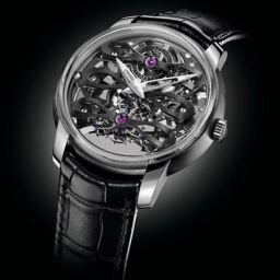 INTRODUCING: The Girard-Perregaux Neo Tourbillon with Three Bridges Skeleton