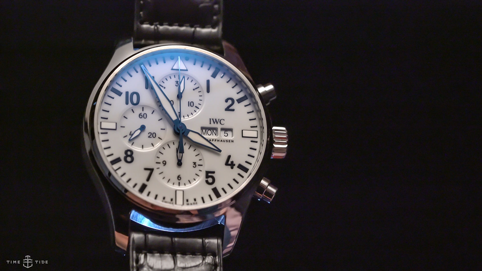 "IWC PILOT'S WATCH CHRONOGRAPH EDITION ""150 YEARS"""