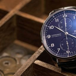 "HANDS-ON: The IWC Portugieser Chronograph Edition ""150 Years"""