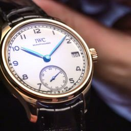 "VIDEO: A classical beauty – IWC's Portugieser Hand-Wound Eight Days Edition ""150 Years"""