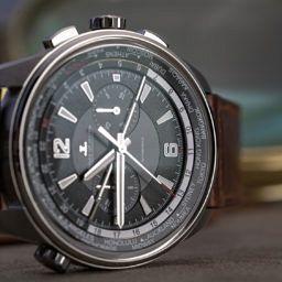 HANDS-ON: Jaeger-LeCoultre Polaris Chronograph WT