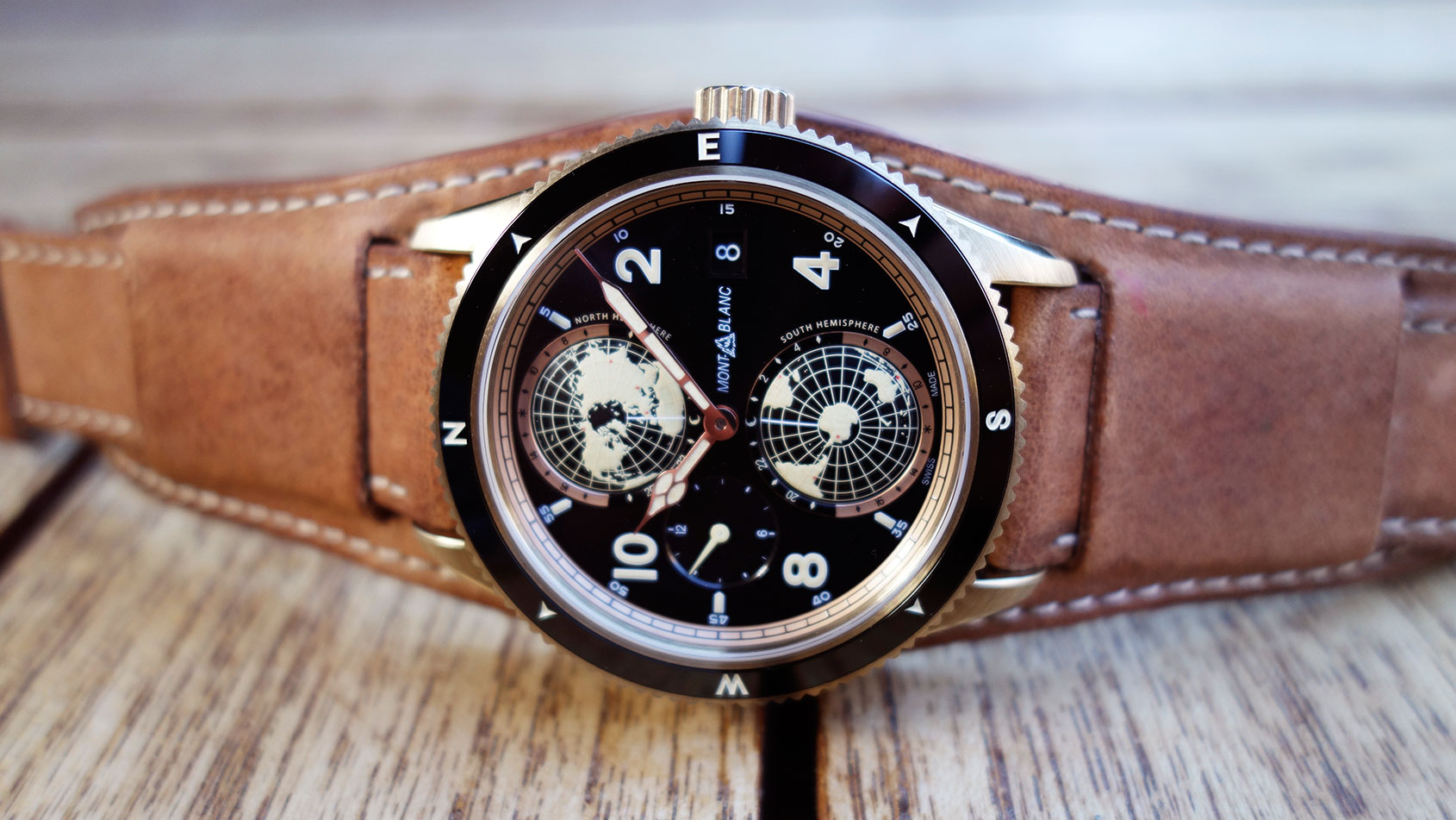 a39a718c9d9 Montblanc 1858 Geosphere pricing