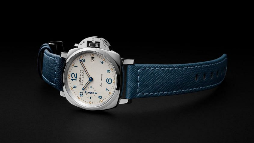 His 'n Hers – two takes on the smaller Panerai Luminor Due