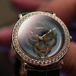 VIDEO: 4 outstanding new Cartier watches from SIHH