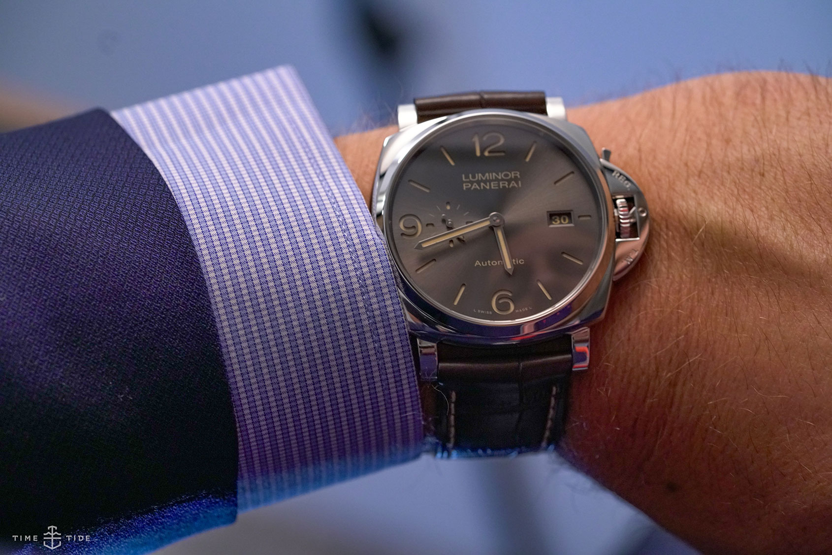 Panerai Lunimor Due Our Video Review Of The New Collection