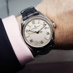 HANDS-ON: A prestigious new entry point – the Vacheron Constantin FiftySix