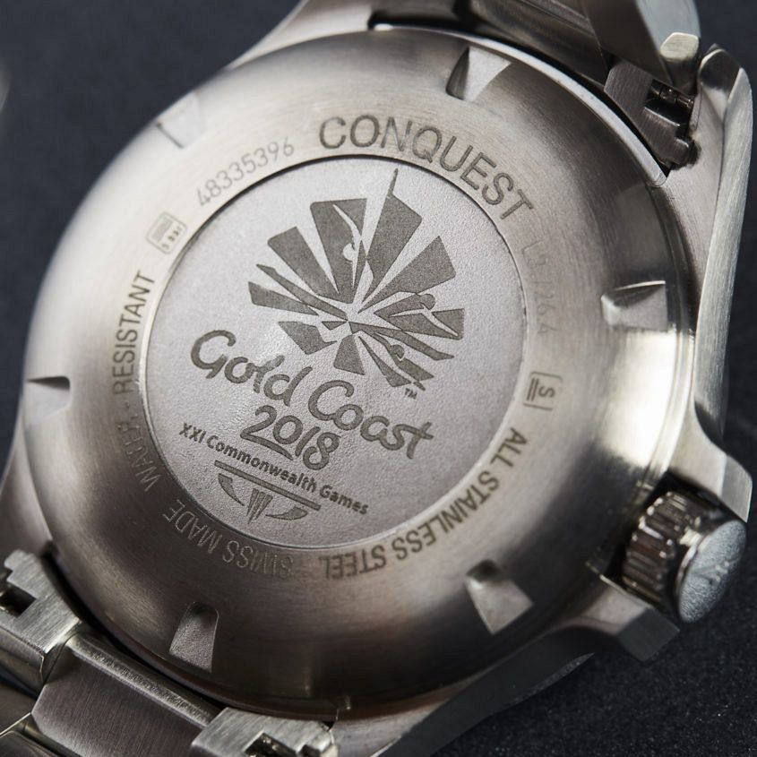 Longines V.H.P. Commonwealth Games Edition