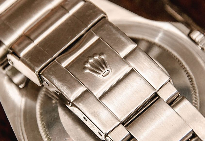 Rolex Explorer II ref. 16570 one watch collection