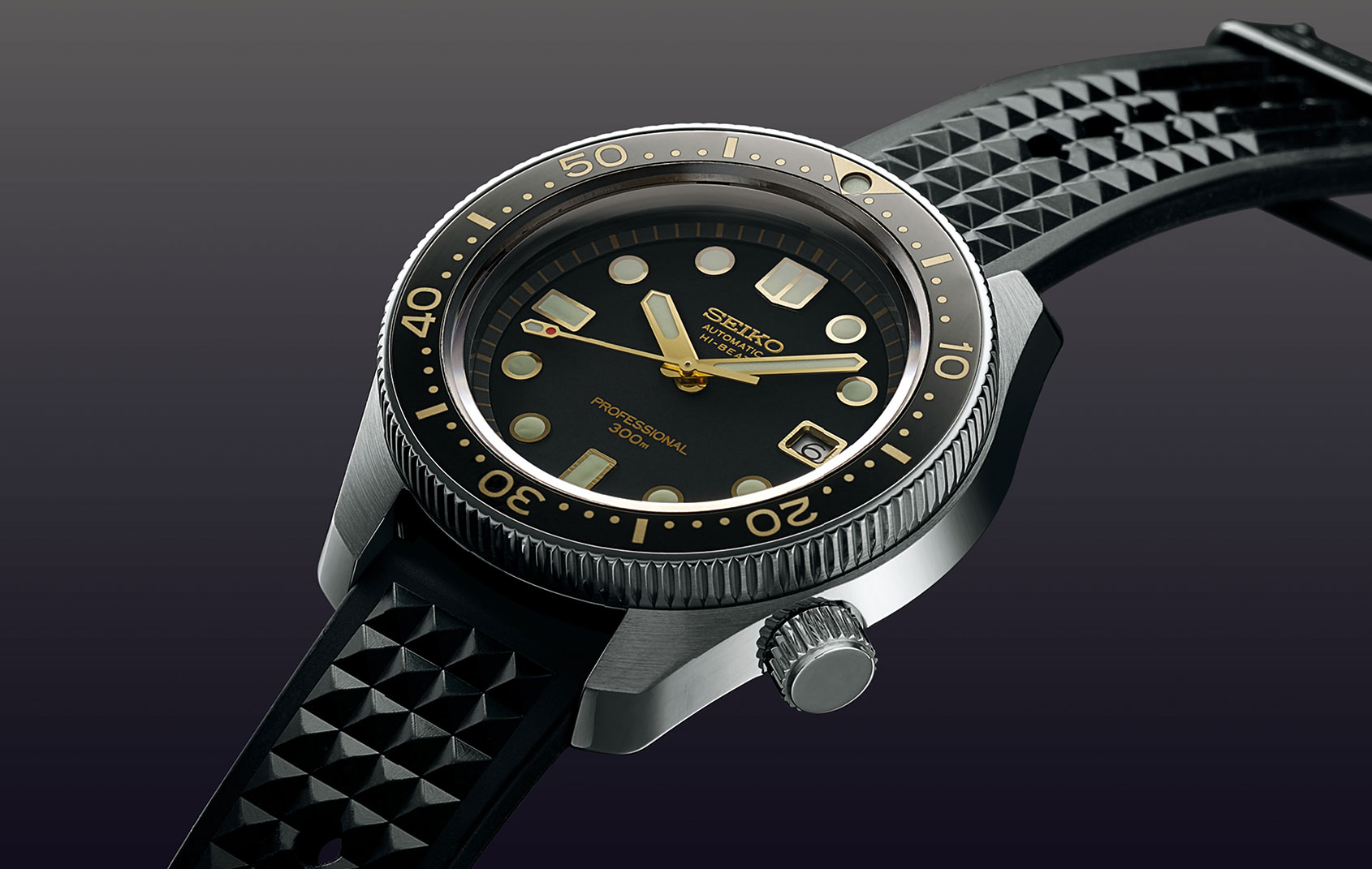 Introducing the seiko automatic divers re creation for Macchina da cucire seiko special