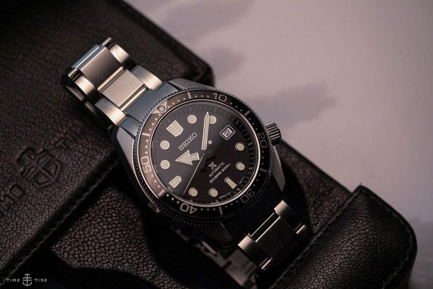 Seiko 1968 Automatic Divers Modern Re-interpretation SPB077 and SPB079