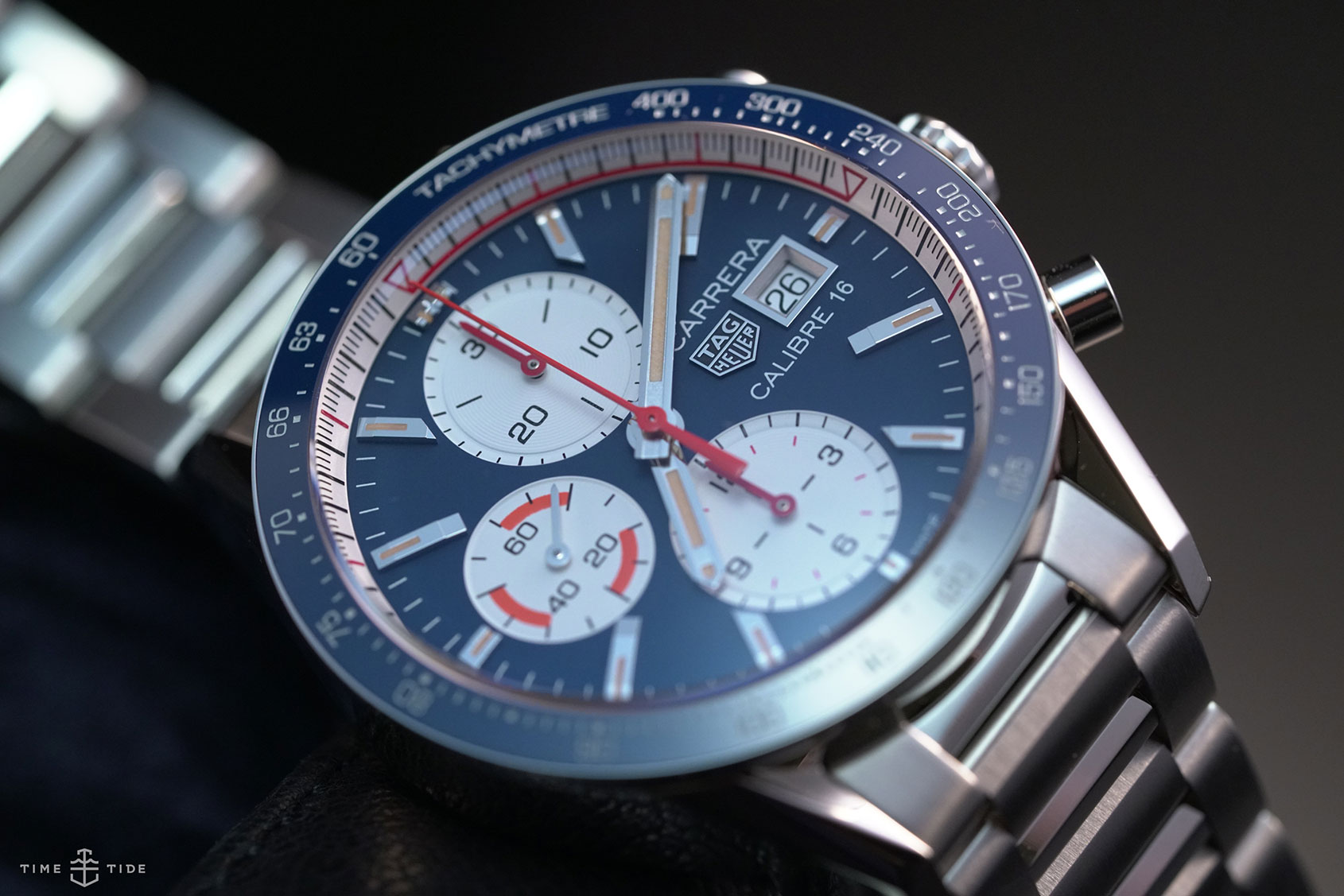 Tag: HANDS-ON: The TAG Heuer Carrera Calibre 16 Chronograph