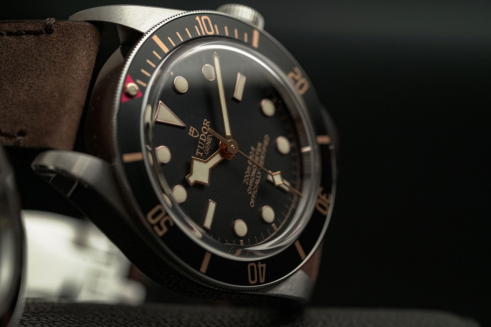 The Tudor Black Bay Fifty Eight Our Hands On Review