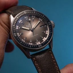 HANDS-ON: The Blancpain Fifty Fathoms Bathyscaphe Day Date 70s