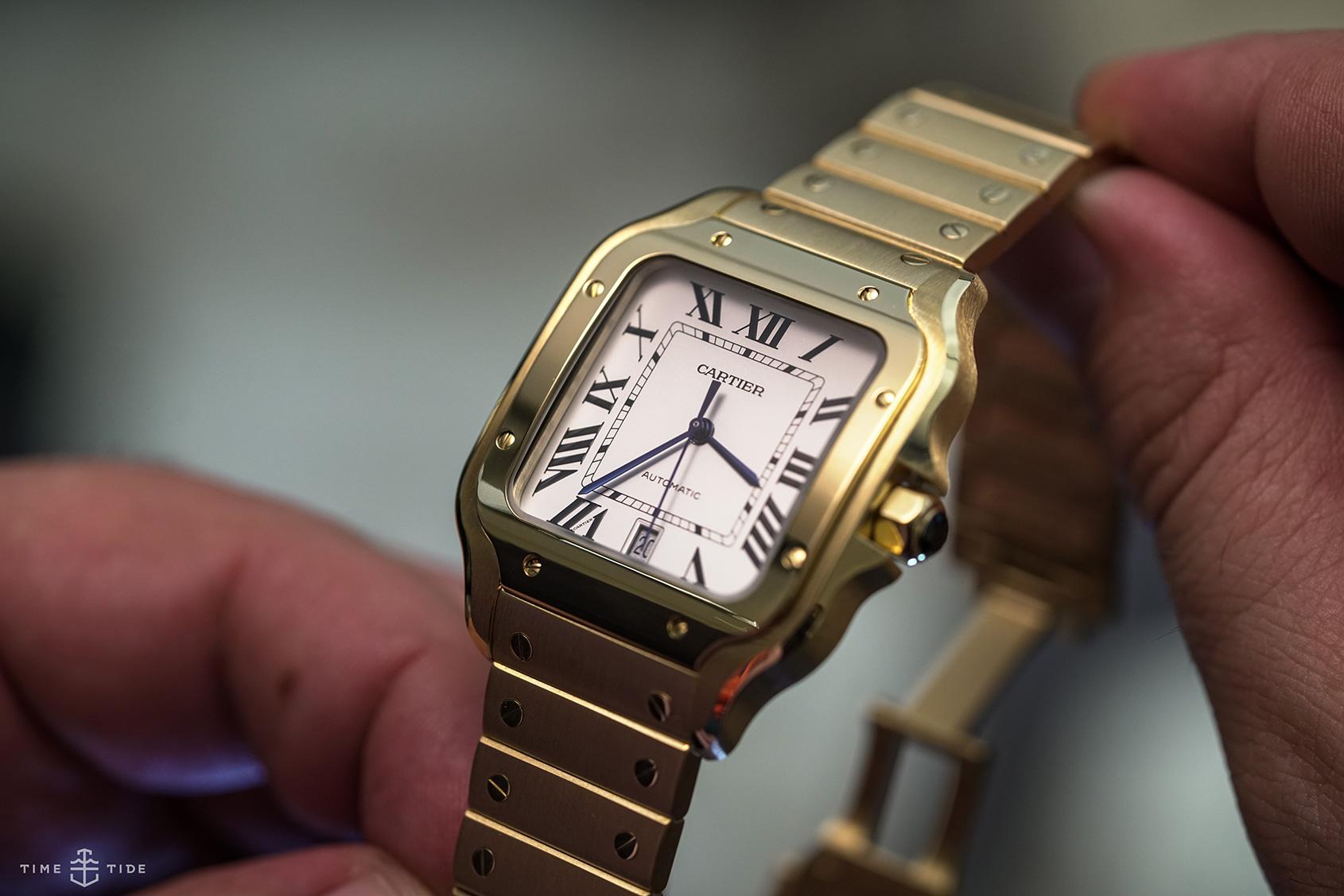 c51cb688b1a Cartier have carved themselves an unimpeachable place as the evergreen  masters of the shaped watch