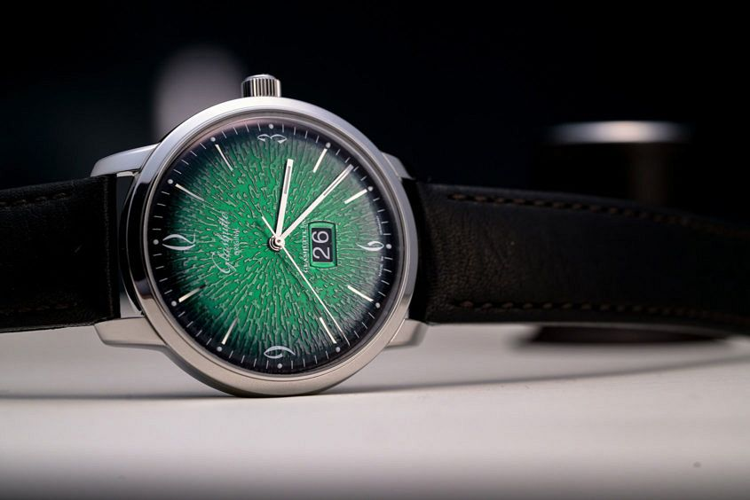 Going green never looked so good – 7 of the best green watches that prove it
