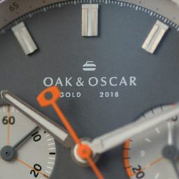 NEWS: Oak & Oscar's one-of-a-kind Olympic watch