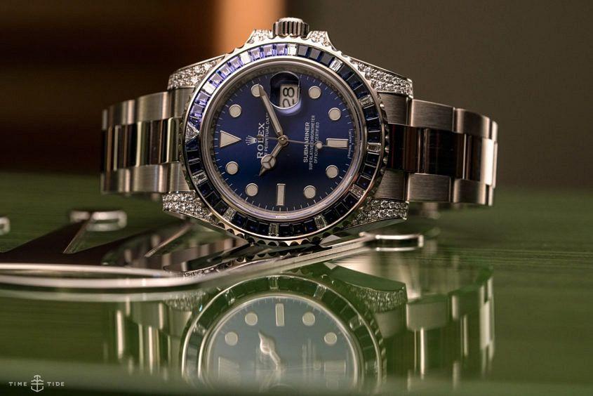 Rolex Submariner Date ref. 116659 SABR