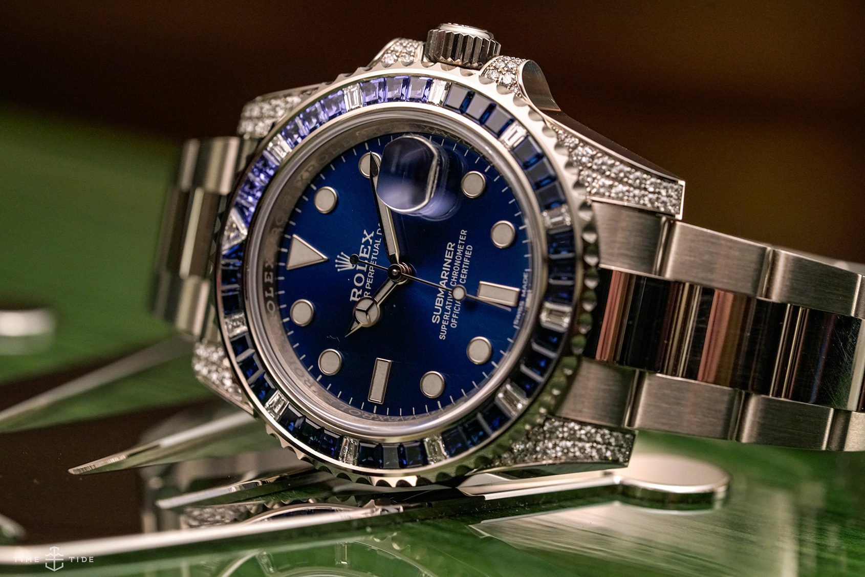 HANDS-ON: The mysterious Rolex Submariner Date ref. 116659 ...