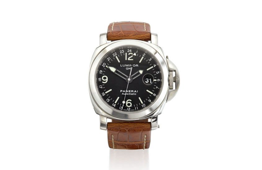 Russell Crowe watch collection rolex panerai omega