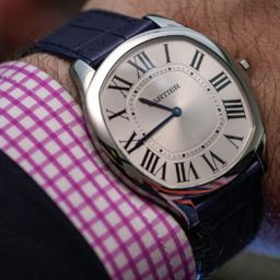 IN-DEPTH: the Drive de Cartier Extra Flat in steel — driving the value proposition