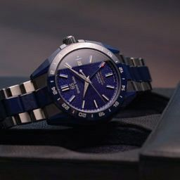 "Grand Seiko Blue Ceramic Hi-Beat GMT ""Special"""